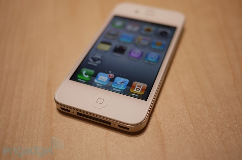 iphone 4g form engadget